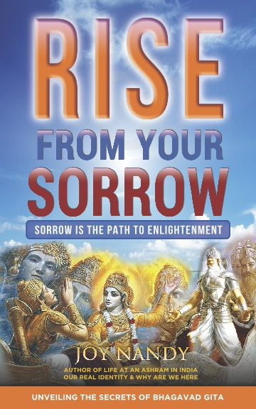 RISE FROM SORROW by Joy Nandy
