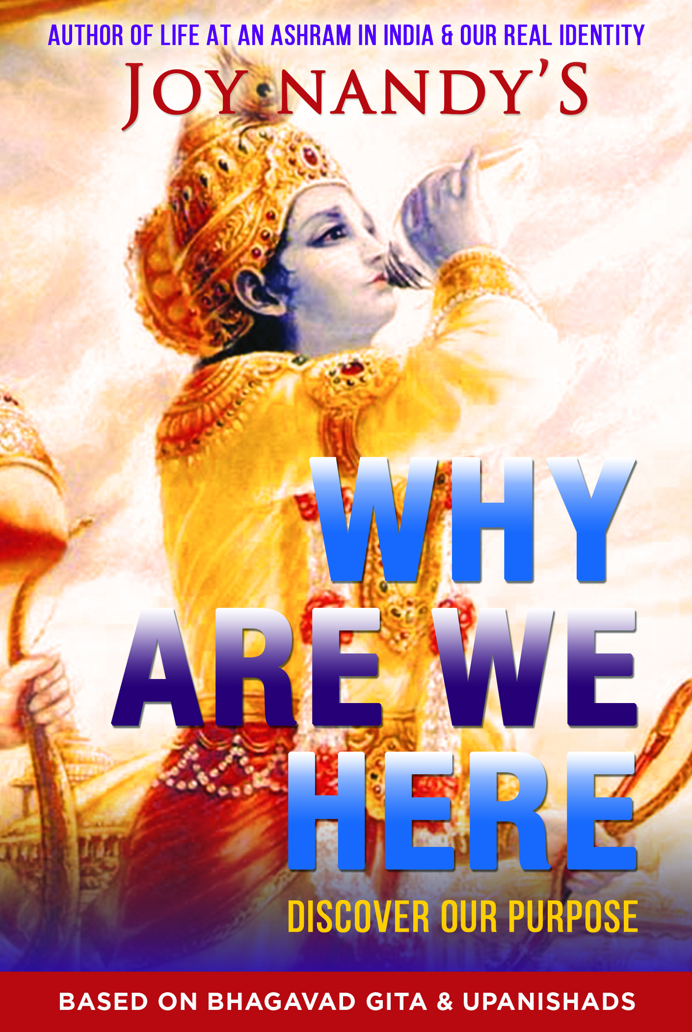 WHY ARE WE HERE - Joy Nandy