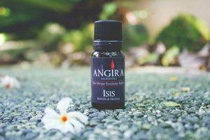 Angira Sacred Essential Oils -ISIS